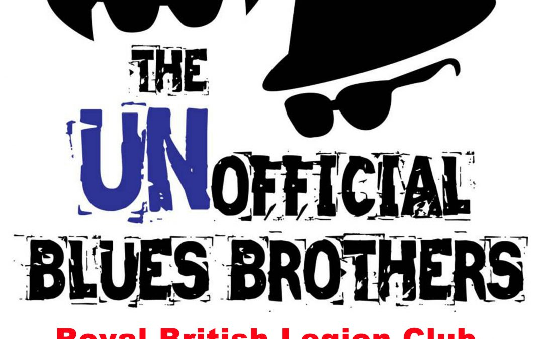 Unofficial Blues Brothers reunite for Fundraiser