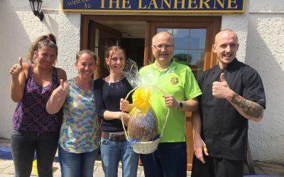 Giant Easter Egg Joy!